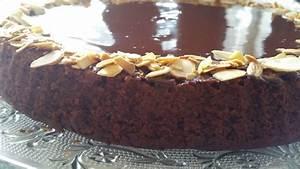 Décorer Un Gateau Au Chocolat : g teau poire chocolat oum sma cuisine ~ Melissatoandfro.com Idées de Décoration