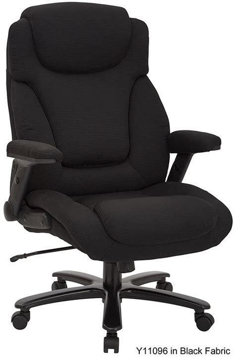 wide office chair w 400 lb capacity