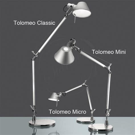 Tolomeo Desk L Black by Tolomeo 174 Mini Table Artemide