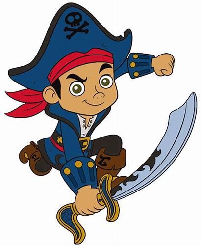 Jake Neverland Pirates Clip Pirate Disney Clipart
