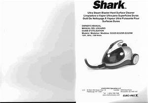 Shark S3325 Users Manual