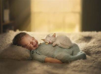 Stomach Wallpapers Furry Photographed Newborn Babies Friends