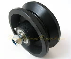 Fence Gate Roller Wheel