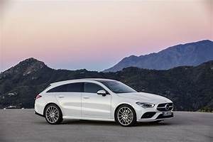 Mercedes Cla Break : 2nd generation mercedes benz cla shooting brake revealed ~ Melissatoandfro.com Idées de Décoration