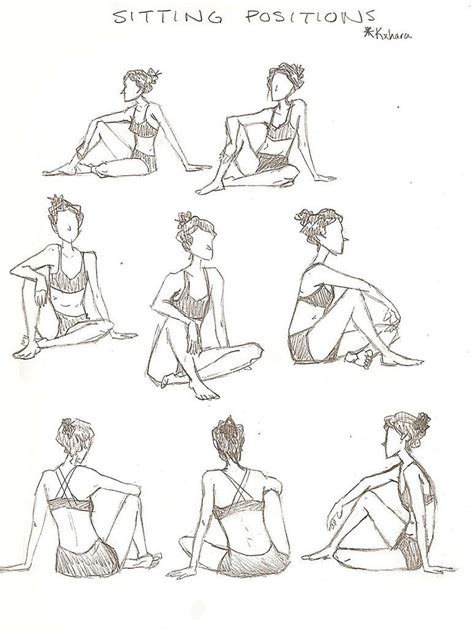 sitting positions ideas  pinterest sitting