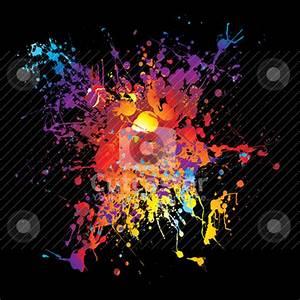 9 Best of Splatter Paint Rainbow Rainbow Paint