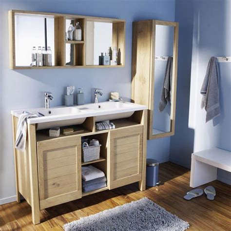 meuble de salle de bains ch 234 ne 120 cm massa castorama