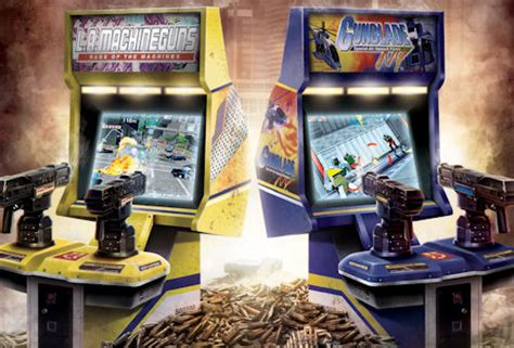 Co Optimus Screens Two Classic Sega Light Gun Games
