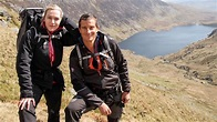 Kate Winslet re-enacts 'Titanic' — on a cliff! — with Bear ...