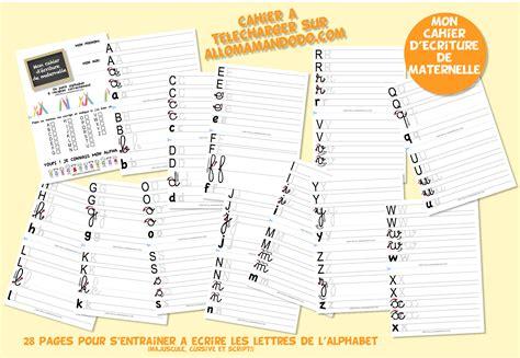 la chambre d amour le cahier d 39 écriture de maternelle à télécharger gratuit