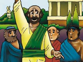 free planner clipart freebibleimages paul becomes a christian jesus