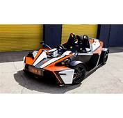 KTM X Bow On Sale In Australia And Its Street Legal