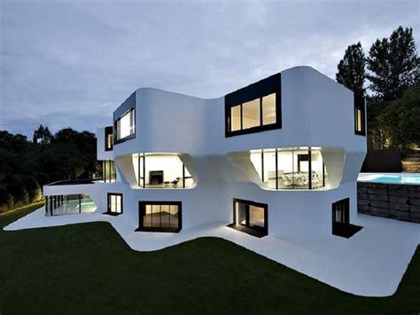 le style rice dans maison dupli casa une maison très futuriste