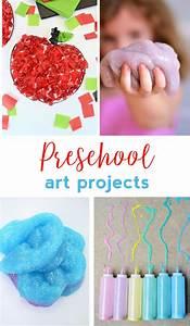 Preschool, Art, Projects, Easy, Craft, Ideas, For, Kids