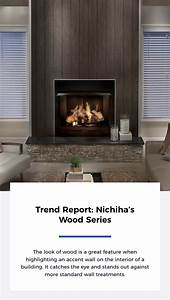 Have, You, Considered, An, Accent, Wall, To, Add, Contrast, To, Your, Fireplace, The, Look, Of, Wood, Is, A