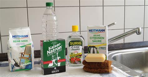 Essig Statt Weichspüler Waschmaschine by Zitronens 228 Ure 5 Praktische Anwendungen Im Haushalt