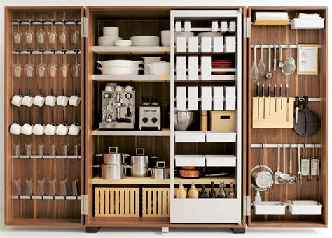 high end storage cabinets we 39 re totally in awe of bulthaup 39 s custom kitchen storage