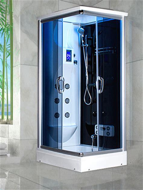 cabina doccia multifunzione 70x90 box doccia idromassaggio 70x90 o 90x70 rettangolare con