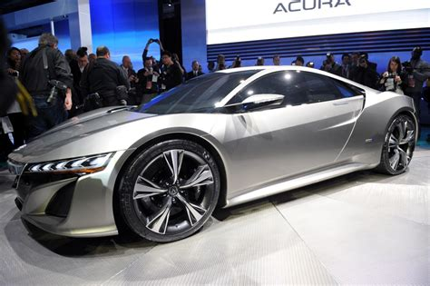 2015 acura nsx msrp 2015 acura nsx price specs and release date