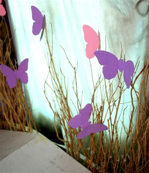Gwynn's Butterflies and Flowers Themed Christening   One Charming Day