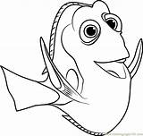 Dory Coloring Finding Pages Fish Nemo Clipart Ray Drawing Sheet Printable Cartoon Disney Template Pdf Mr Getcolorings Getdrawings Coloringpages101 Resolution sketch template