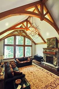 Timber Frame Great Rooms New Energy Works