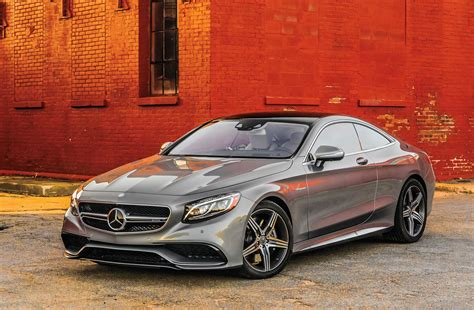 2015 Mercedes-benz S-class Coupe Review & First Drive