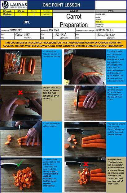 Opl Template Point Lessons Lauras Manufacturing Communicate