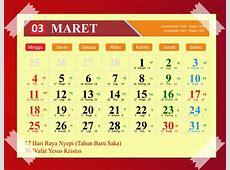Maret 2018 kalender indonesia 2 2019 2018 Calendar
