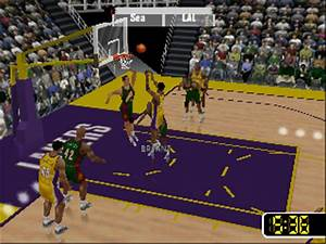 NBA Courtside 2 Featuring Kobe Bryant USA ROM