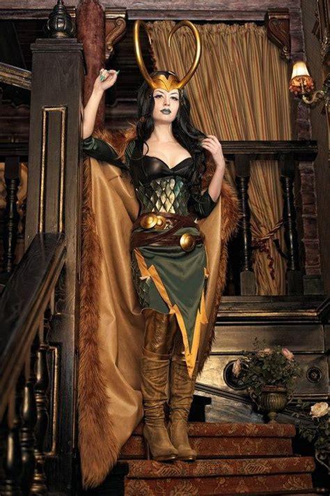 Best 25 Lady Loki Cosplay Ideas On Pinterest Loki