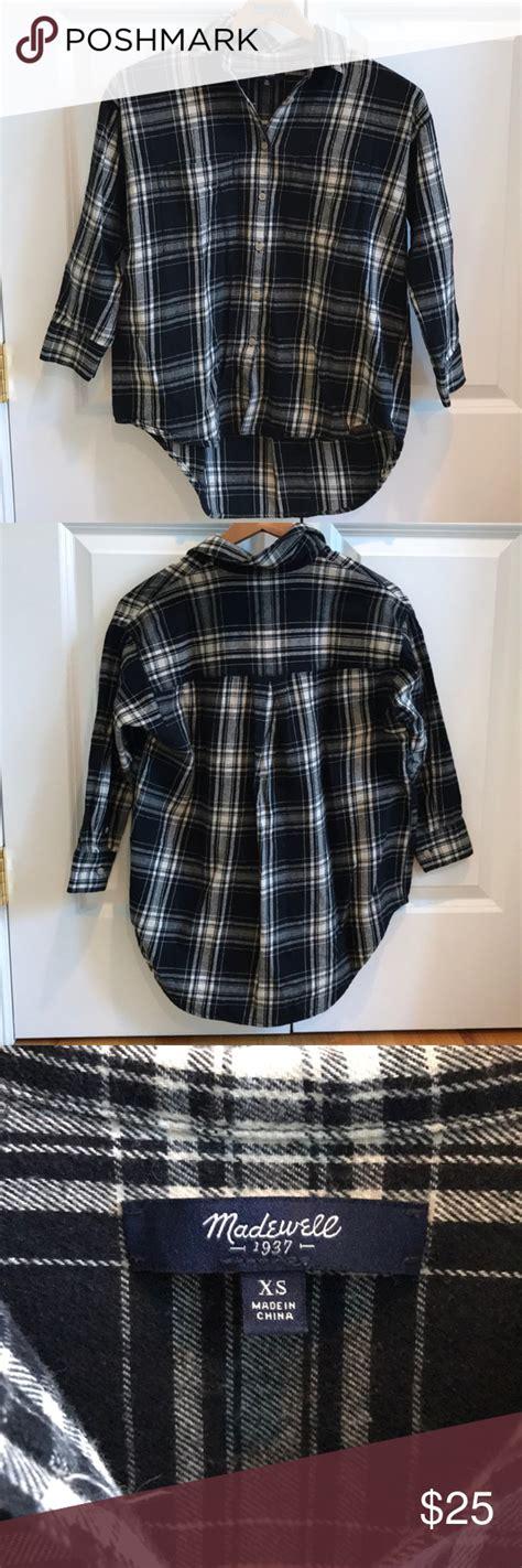 Flannel Shirt Flannel Shirt Madewell Flannel Shirt