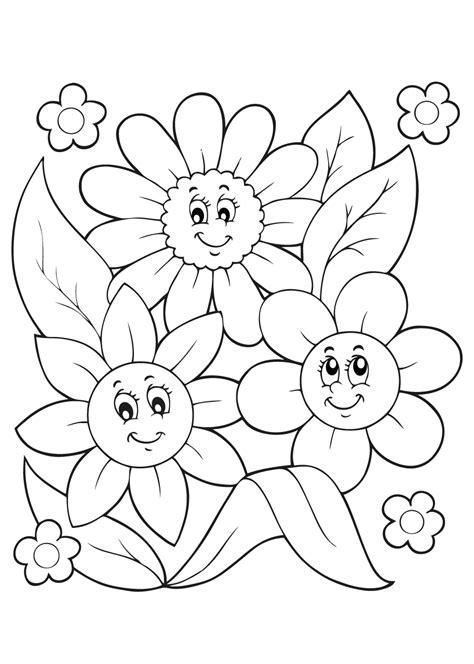 Bloem Kleurplaat Beterschap by Kleurplaat Bloemen 26 Superleuke Gratis Kleurplaten Bloemen
