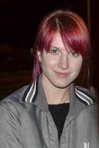 The gallery for --> Hayley Williams Emergency Hair