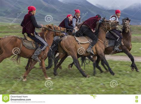 ulak nomadic horse games