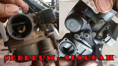 Cara Mengatasi Karbu Eror by Cara Mengatasi Hitam Berarang Pada Pembakaran Busi Motor