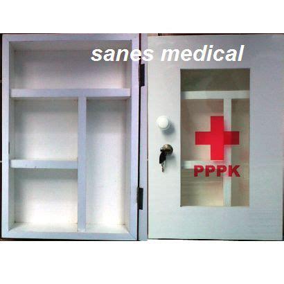macam macam kotak p3k first aid box plastik dan kayu dan tas emergency kit www alat kantor tk