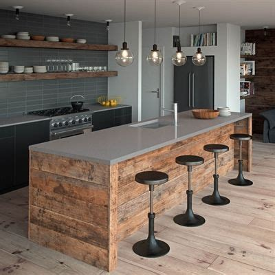 travertine floor kitchen mezzo apartments with a sleek concrete industrial inspired 2918