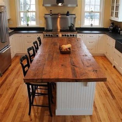 awesome rustic kitchen island design ideas pimphomee