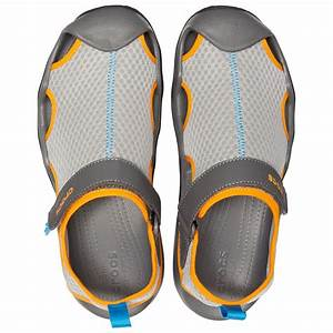 Crocs Swiftwater Mesh Deck Sandal Sandals Men 39 S Buy