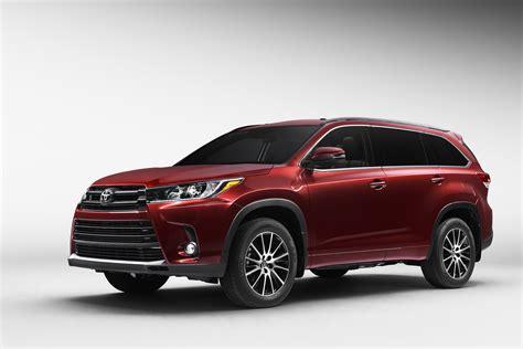 2017 Toyota Highlander Engine by 2017 Toyota Highlander Gets A Makeover More Powerful