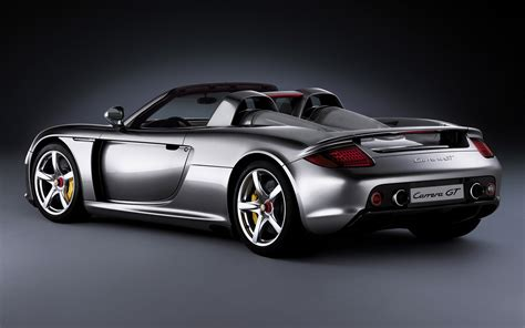 Porsche Carrera Gt (2003) Wallpapers And Hd Images