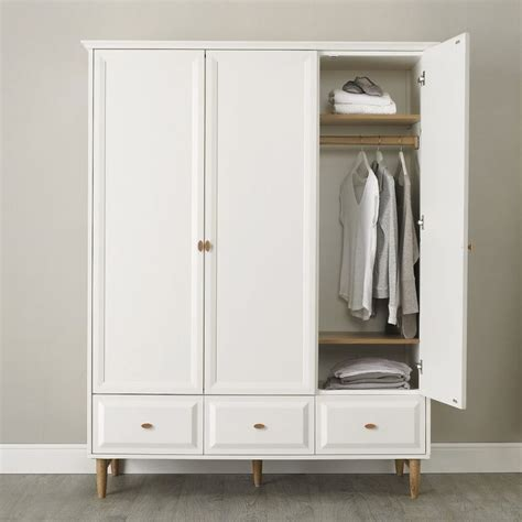Small White Wooden Wardrobe by 25 Best Ideas About Wardrobe Cabinets On
