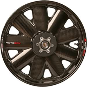 """Tragically, this is fairly precarious gratitude to clumsy controls that will cause. Amazon.com: Rotobox Carbon Fiber Motorcycle Front Wheel (17x3.5""""), Fits Aprilia RSV4: Automotive"""