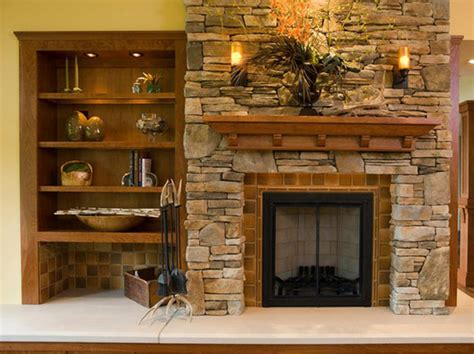fireplace side shelves 40 fireplace designs from classic to contemporary spaces