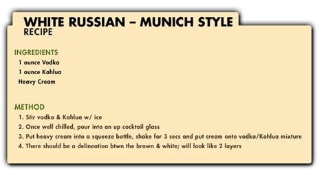white russian recipe borgata geoffrey zakarian s best tips for autumn entertaining