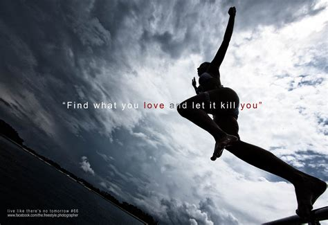 jump silhouette photo quote