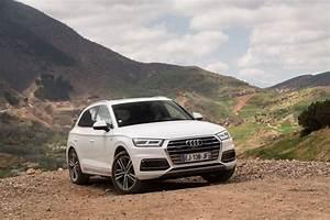 Essai Audi Q5 : essai audi q5 2 0 tfsi 2017 l 39 essence lui va bien au teint photo 11 l 39 argus ~ Maxctalentgroup.com Avis de Voitures