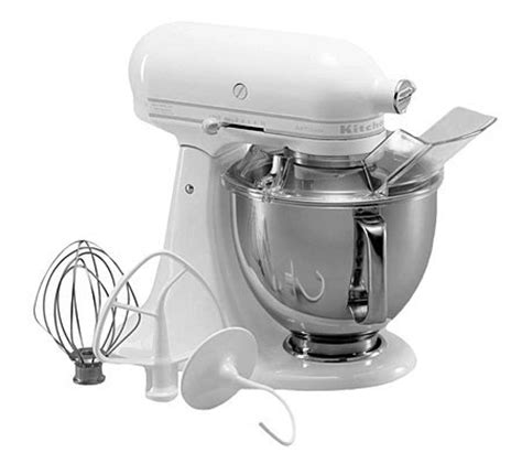 Kitchenaid 5qt Artisan Stand Mixer  White K298797