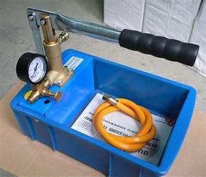 China Hydraulic  Pressure Test Pump